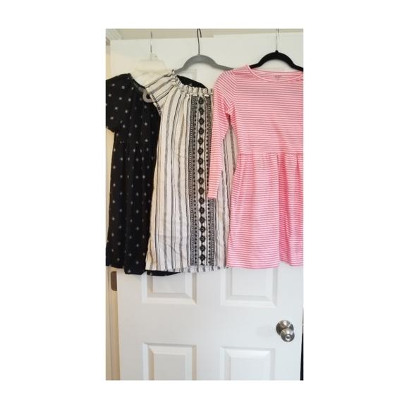 Bundle of (3) Spring Dresses